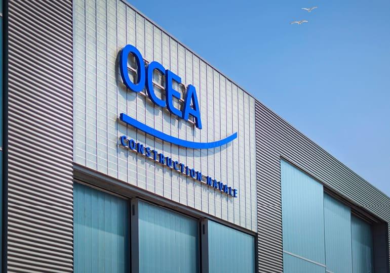 OCEA, pionnier de la construction navale en aluminium
